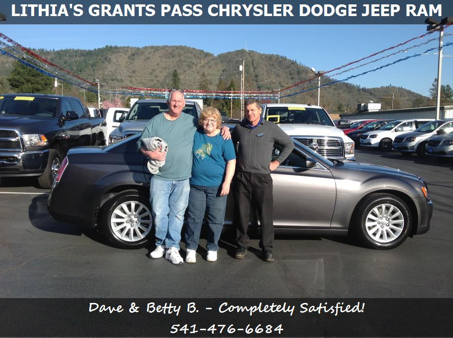 Chrysler Auto Loans In Grants Pass Or Lithia 39 S Grants