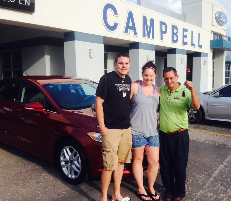 Campbell Ford Lincoln review photo 1