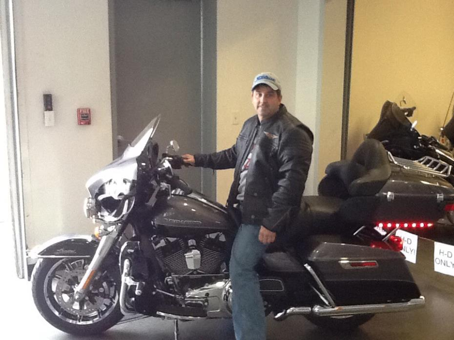 2014 harley davidson flhtk ultra limited review for Premier motors columbia tennessee