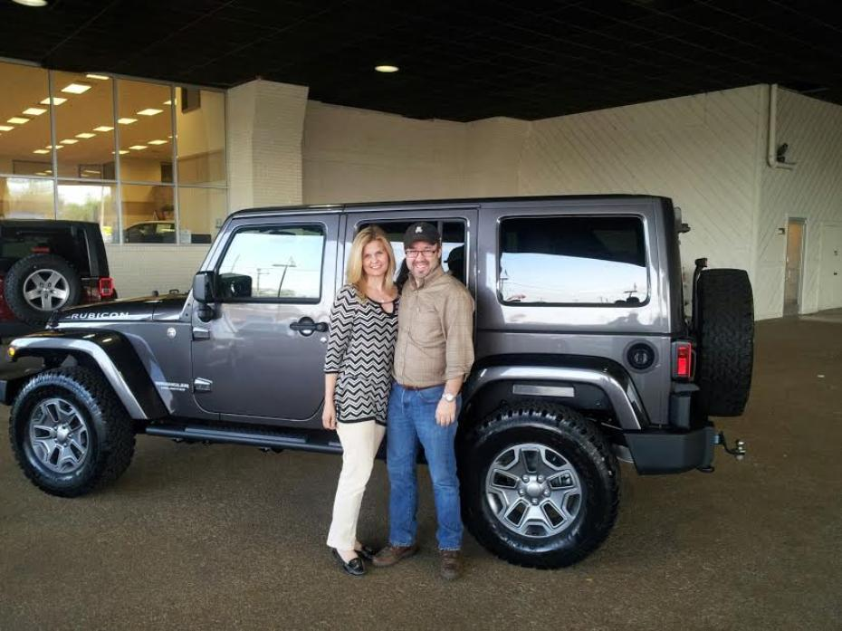 Carla U0026 Jay Easter Review The 2014 Jeep Wrangler Rubicon They Purchased  From Homer Skelton Chrysler Dodge Jeep Ram In Millington TN