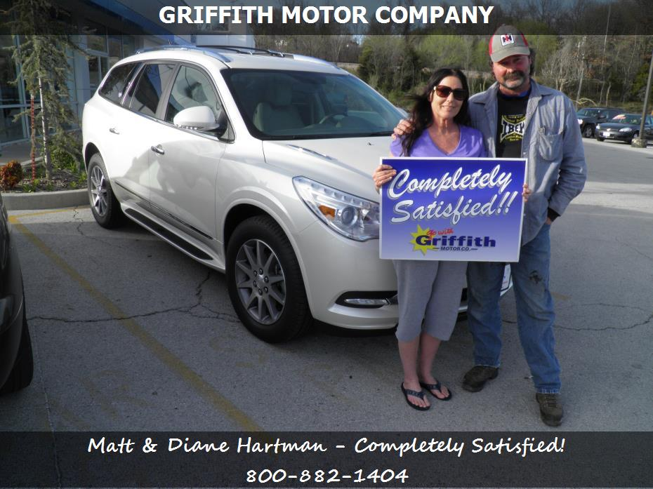 Dealership reviews in neosho mo griffith motor co matt for Griffith motor co neosho mo