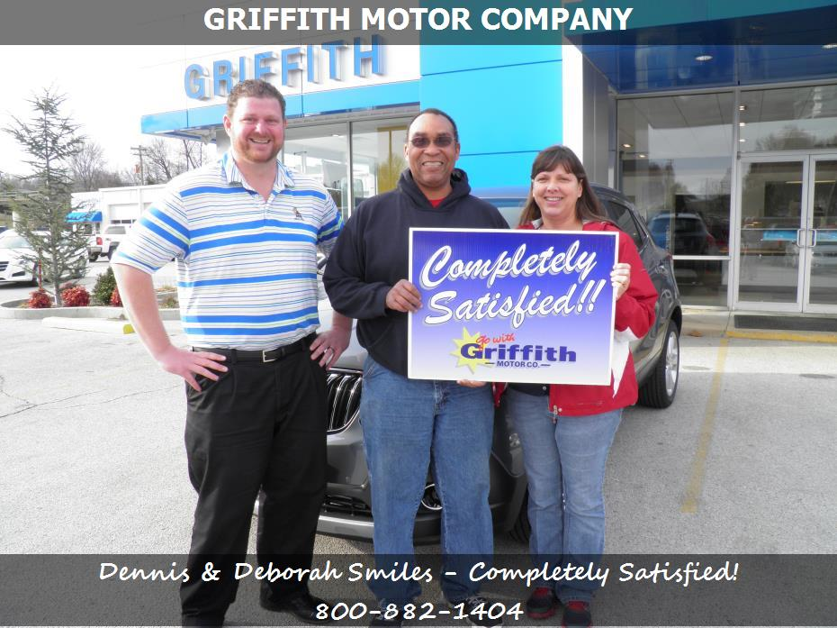 Buick auto loans in neosho mo griffith motor co for Griffith motor co neosho mo