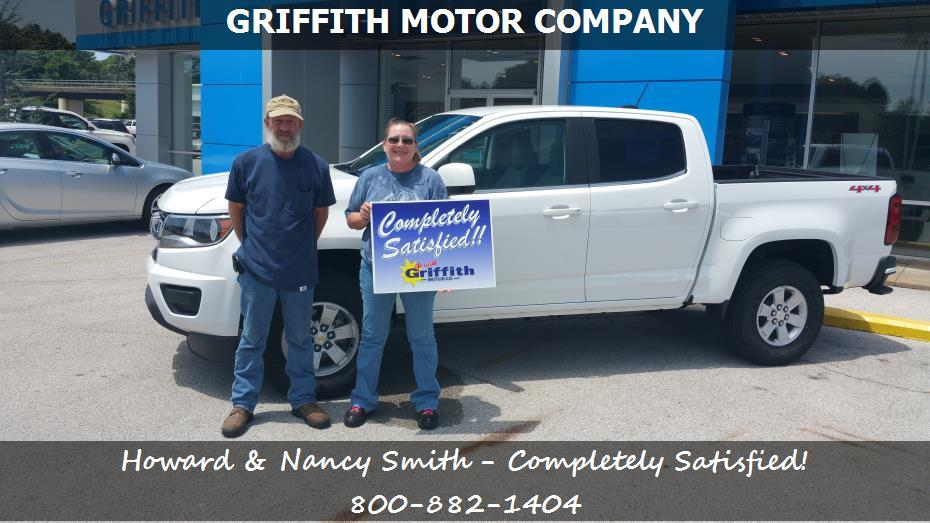 Neosho mo griffith motor co chevrolet dealer reviews for Griffith motor co neosho mo
