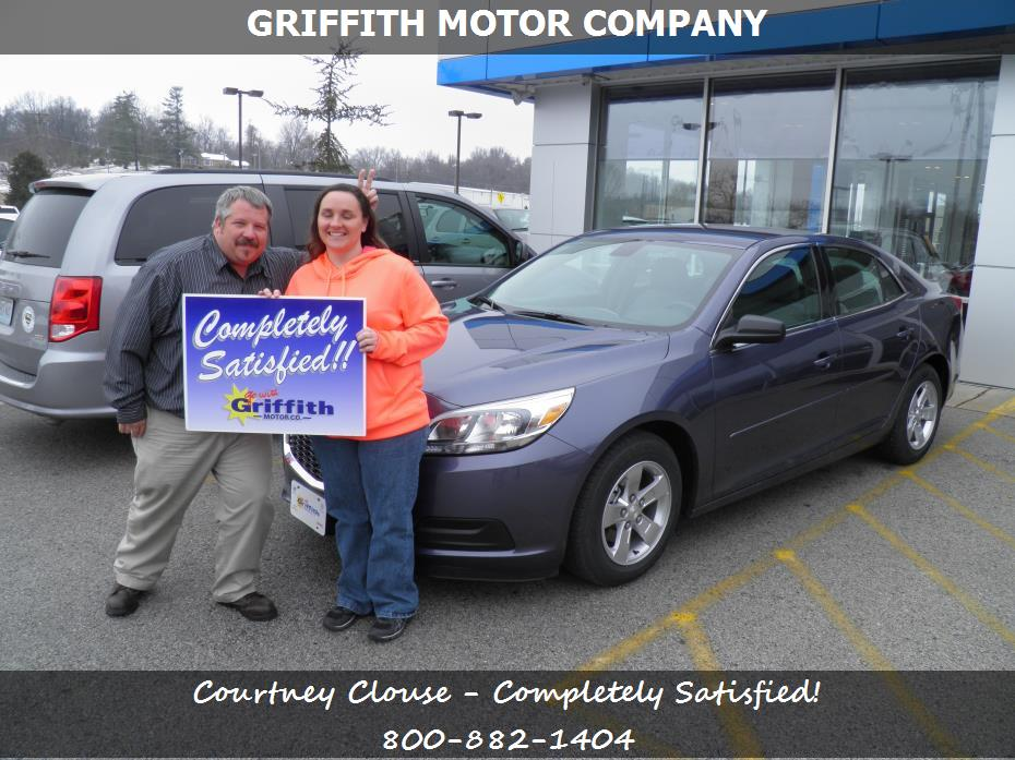 Purchase a chevrolet malibu in neosho mo griffith motor for Griffith motor co neosho mo