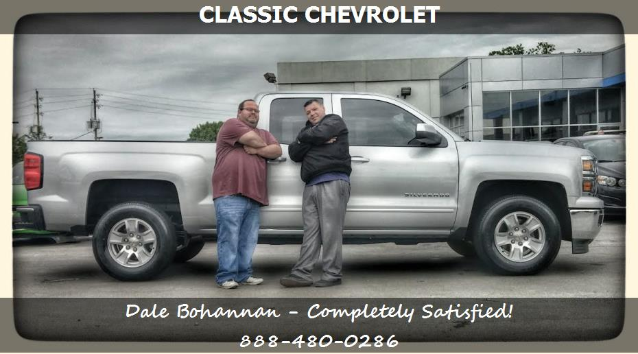 buy new 2015 chevrolet silverado classic chevrolet owasso ok dale. Cars Review. Best American Auto & Cars Review