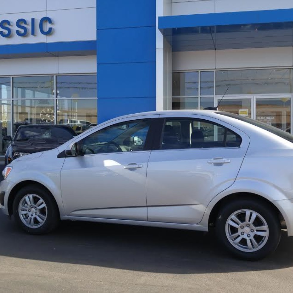 buy new 2015 chevrolet sonic classic chevrolet owasso ok alan snider 1. Cars Review. Best American Auto & Cars Review