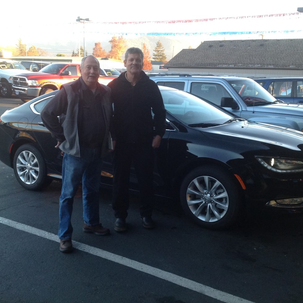 Purchase A Chrysler 200 In Grants Pass Or Lithia 39 S