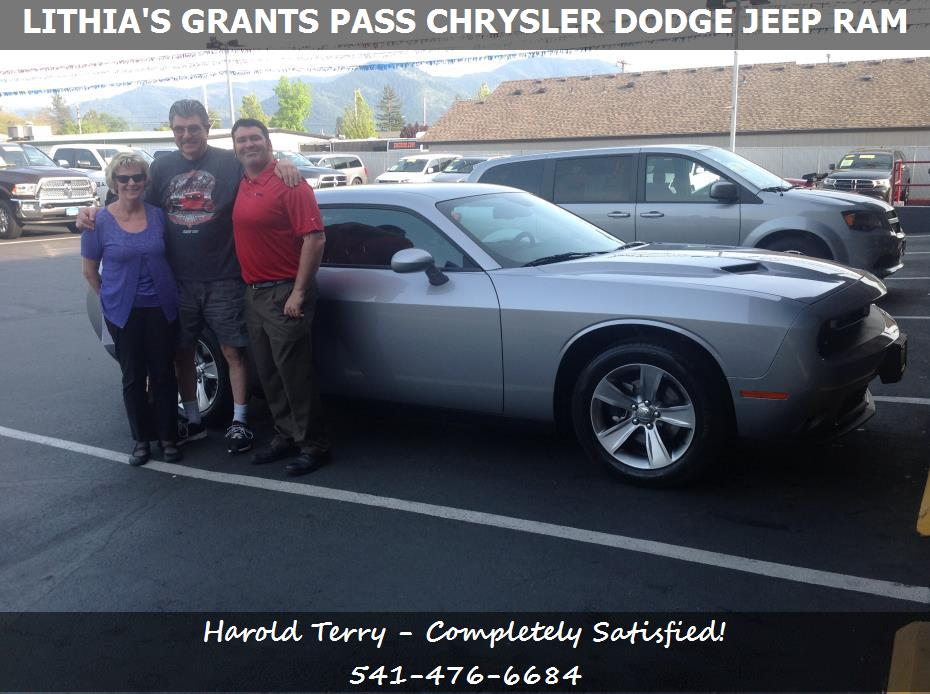 buy new 2015 dodge challenger lithias grants pass chrysler dodge jeep. Cars Review. Best American Auto & Cars Review