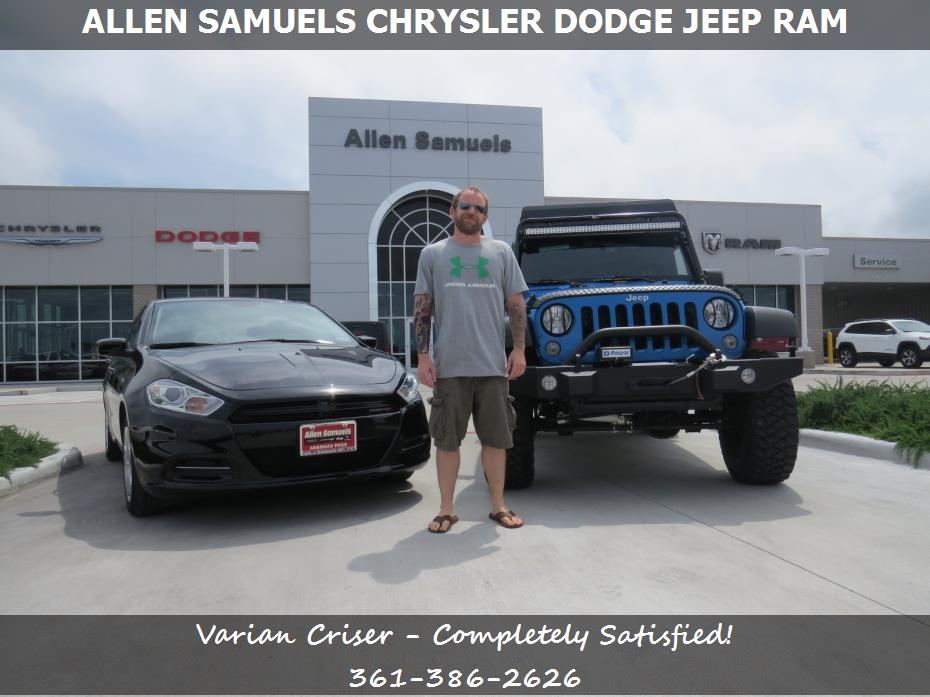 dodge trade in values trade in prices in aransas pass tx allen samuels chrysler dodge jeep ram. Black Bedroom Furniture Sets. Home Design Ideas