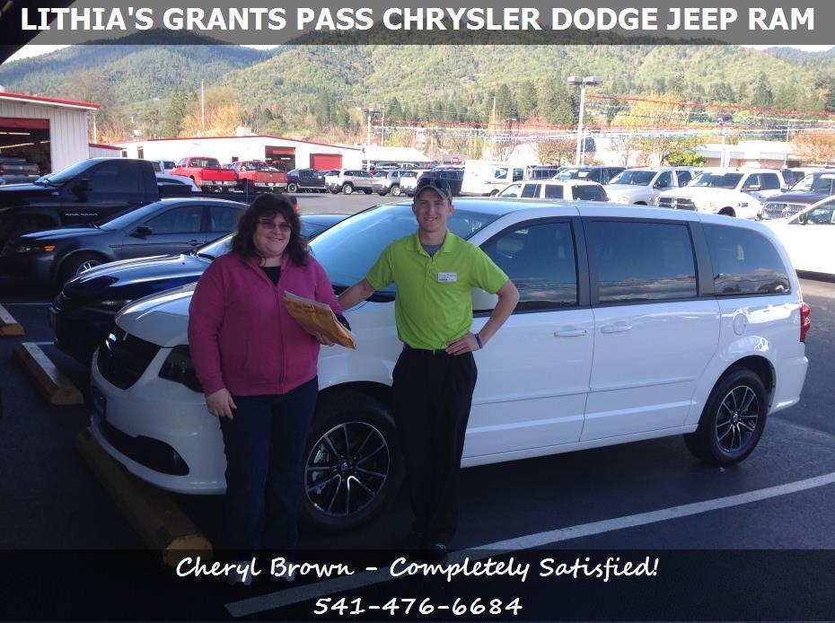 new 2015 dodge grand caravan lithias grants pass chrysler dodge jeep. Cars Review. Best American Auto & Cars Review