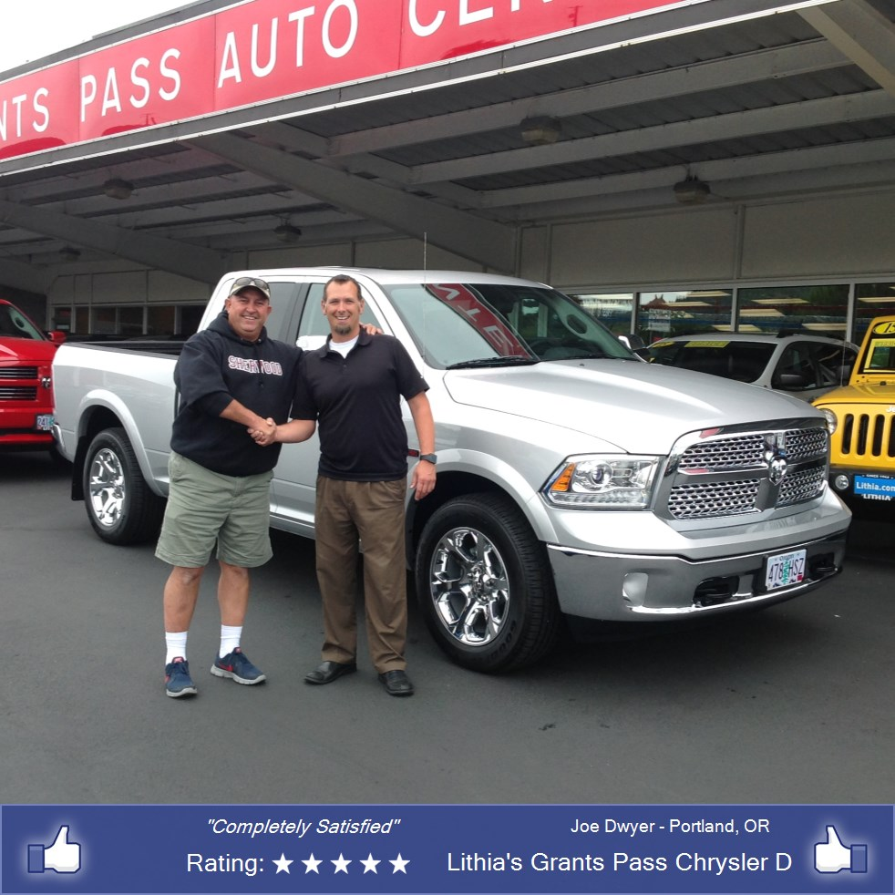 Lithia Chrysler Dodge Jeep Ram Of Portland 2018 Dodge