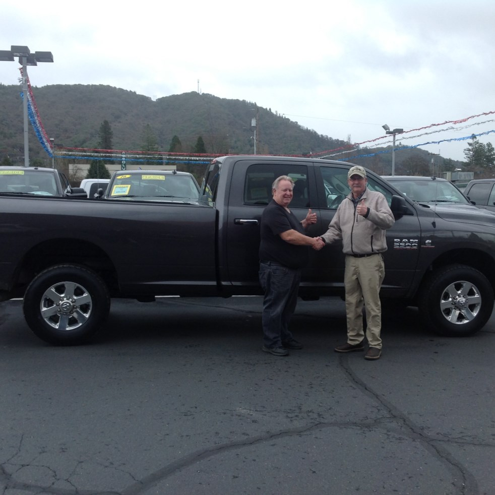Purchase A Dodge Ram 2500 In Grants Pass Or Lithia 39 S
