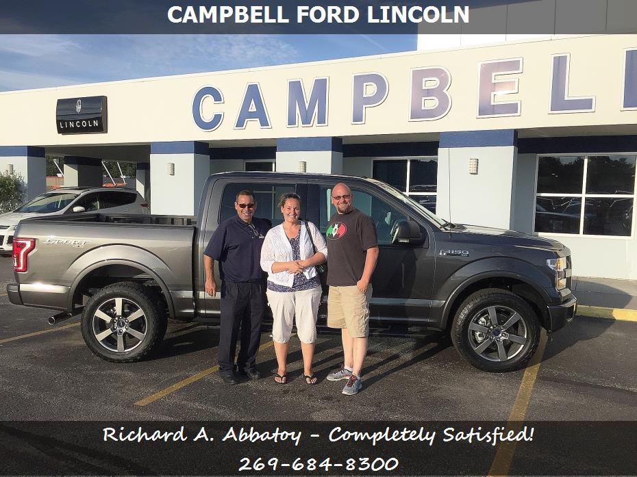 niles mi campbell ford lincoln ford dealer reviews 2015 ford f 150. Cars Review. Best American Auto & Cars Review