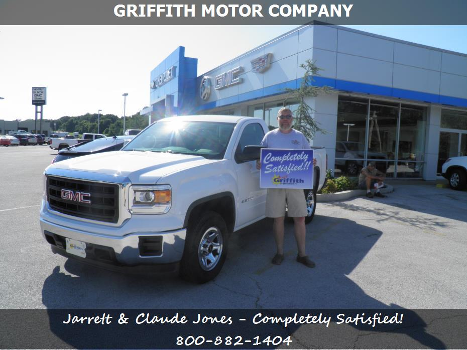 Gmc trade in values trade in prices in neosho mo for Griffith motor co neosho mo