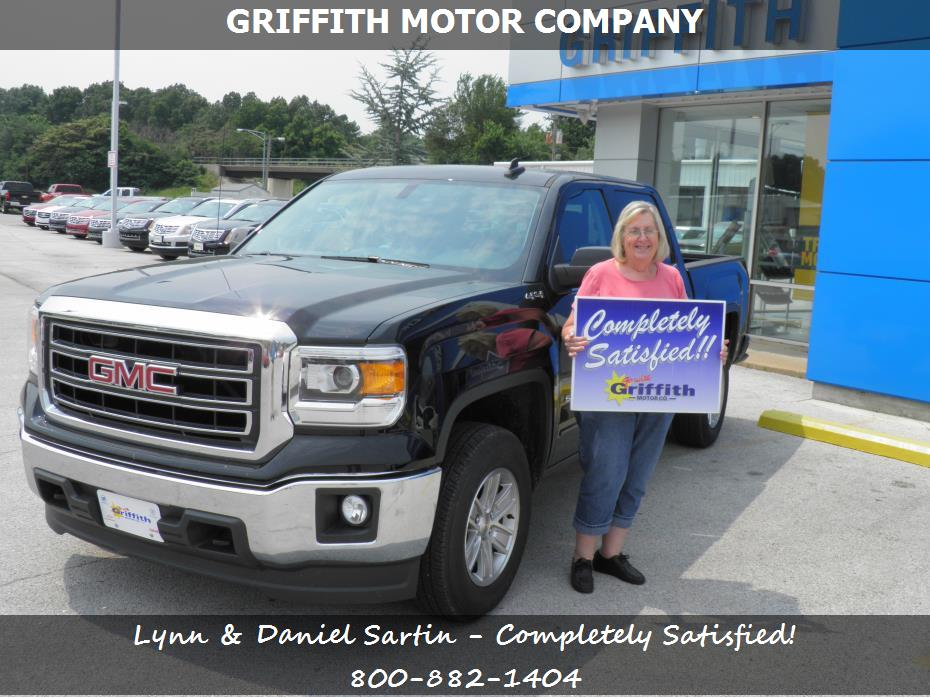 Vehicle specials in neosho mo griffith motor co lynn for Griffith motor co neosho mo