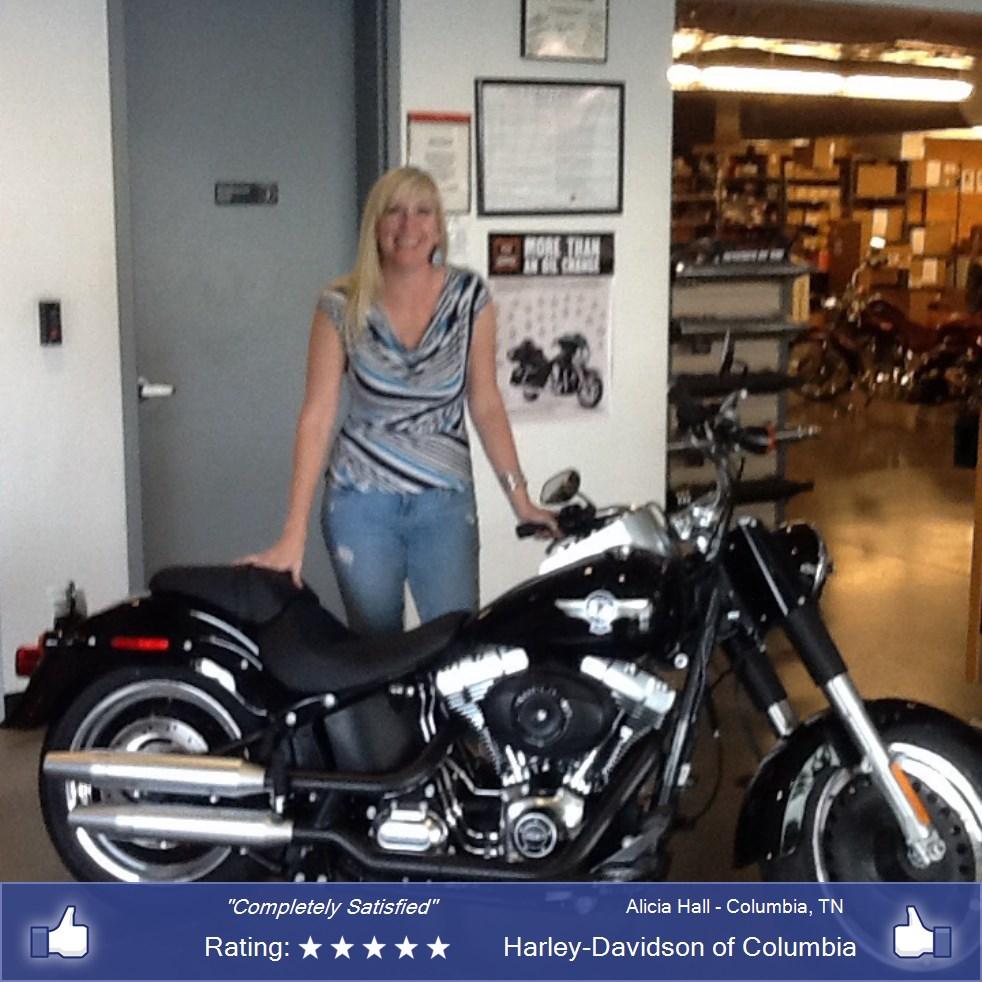 Harley Davidson Motorcycle Dealers In Alabama