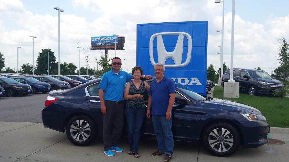Columbia Honda review photo 2