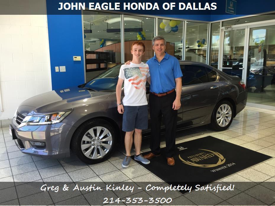 John eagle honda of dallas customer rating review for for Best motors austin tx
