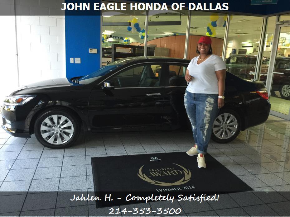 Purchase a honda accord in dallas tx john eagle honda of for Honda dallas tx