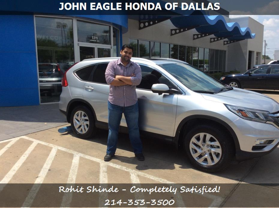John Eagle Honda of Dallas review photo 1