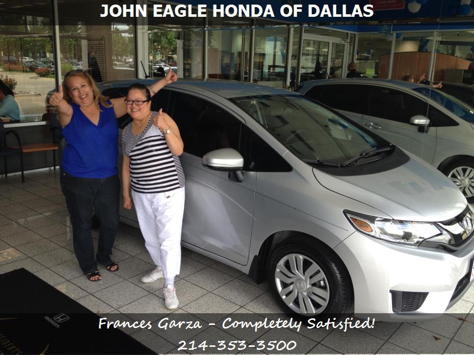 Purchase a honda fit in dallas tx john eagle honda of for John eagle honda dallas