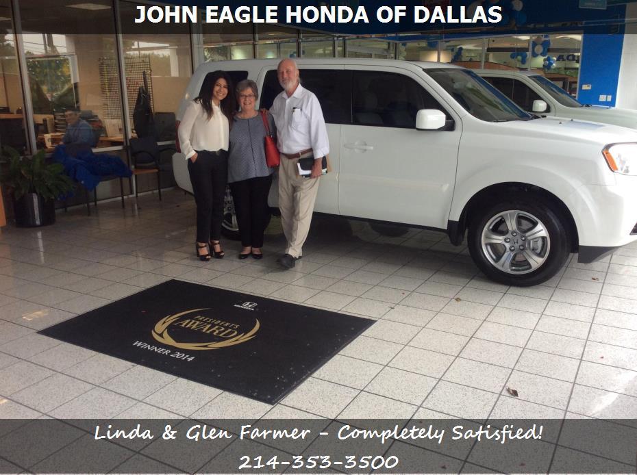 John Eagle Honda of Dallas review photo 1