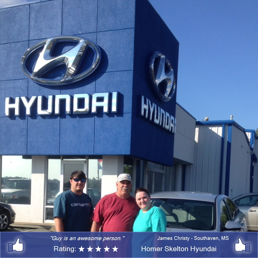 Homer Skelton Hyundai review photo 1