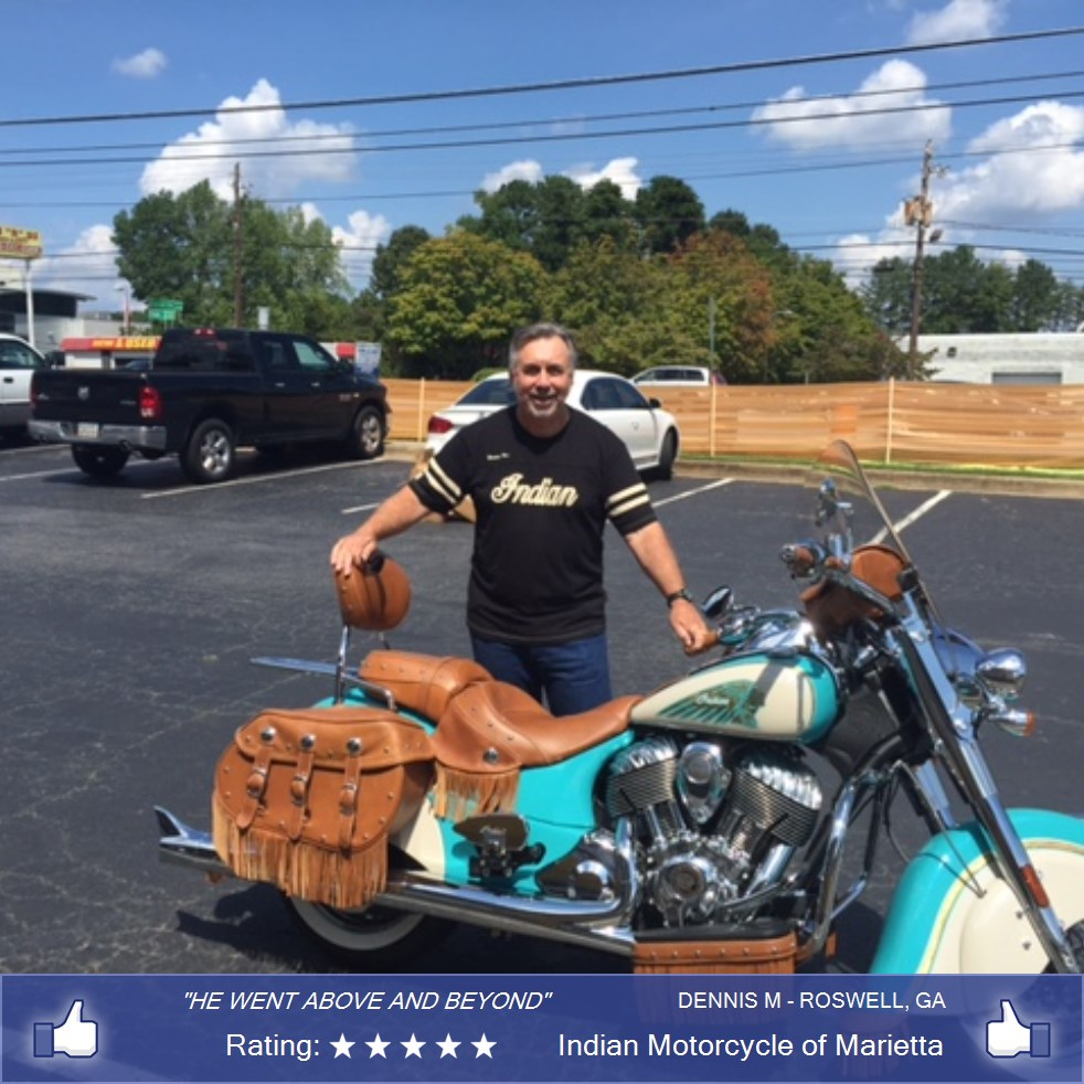 Indian Motorcycle of Marietta review photo 1