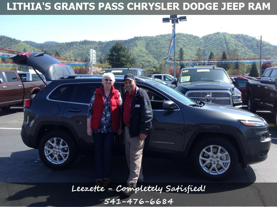 buy new 2015 jeep cherokee lithias grants pass chrysler dodge jeep ram. Cars Review. Best American Auto & Cars Review