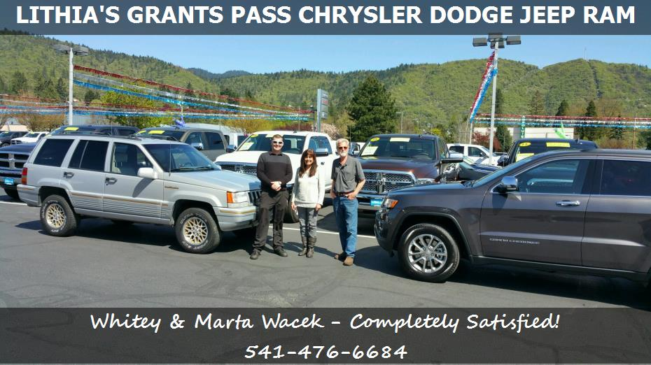 new 2015 jeep grand cherokee lithias grants pass chrysler dodge jeep. Cars Review. Best American Auto & Cars Review