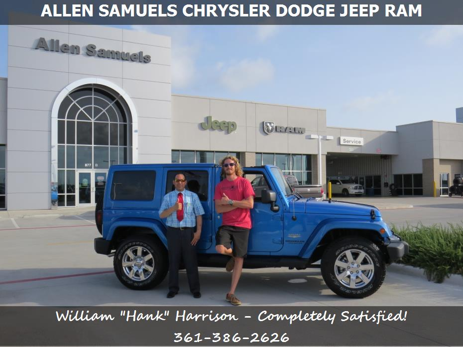 allen samuels dodge chrysler jeep ram cdjr dealer in autos post. Black Bedroom Furniture Sets. Home Design Ideas