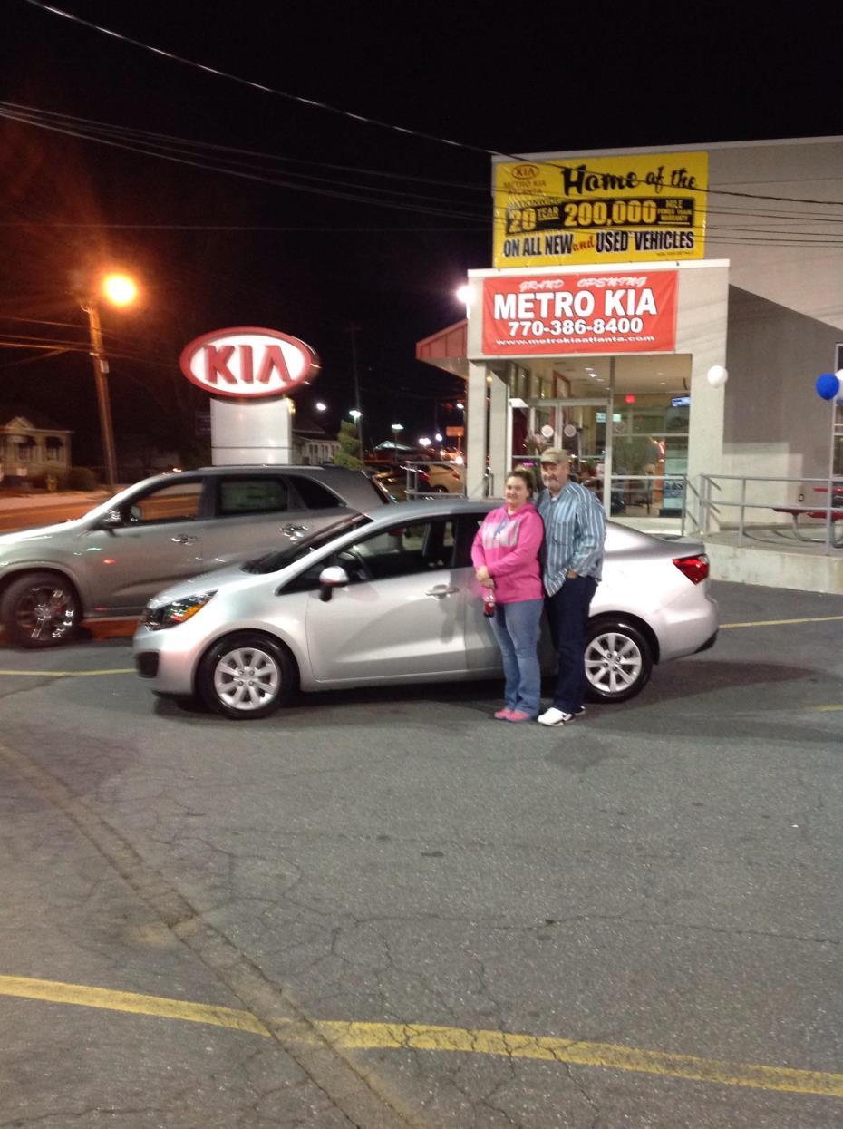 Metro Kia Atlanta New Used Kia Cars Parts Service For