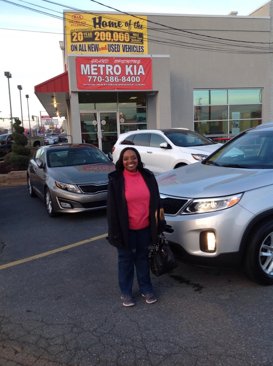 Metro Kia Atlanta review photo 1