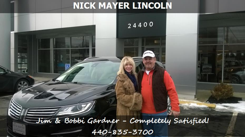 Nick Mayer Lincoln Westlake Lincoln Trade In Values Trade