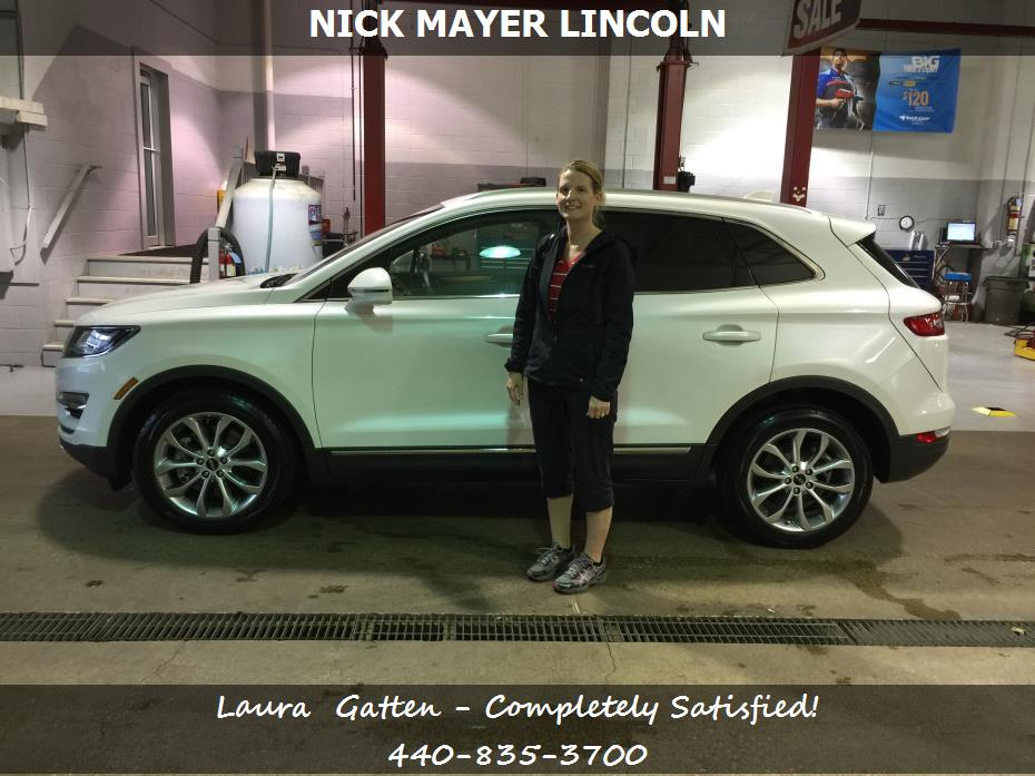 Nick Mayer Lincoln >> Westlake OH Nick Mayer Lincoln Lincoln Dealer Reviews | 2015 Lincoln MKC