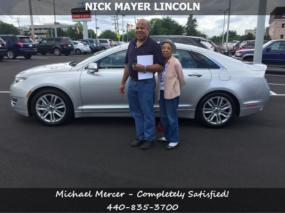 Nick Mayer Lincoln Used Cars