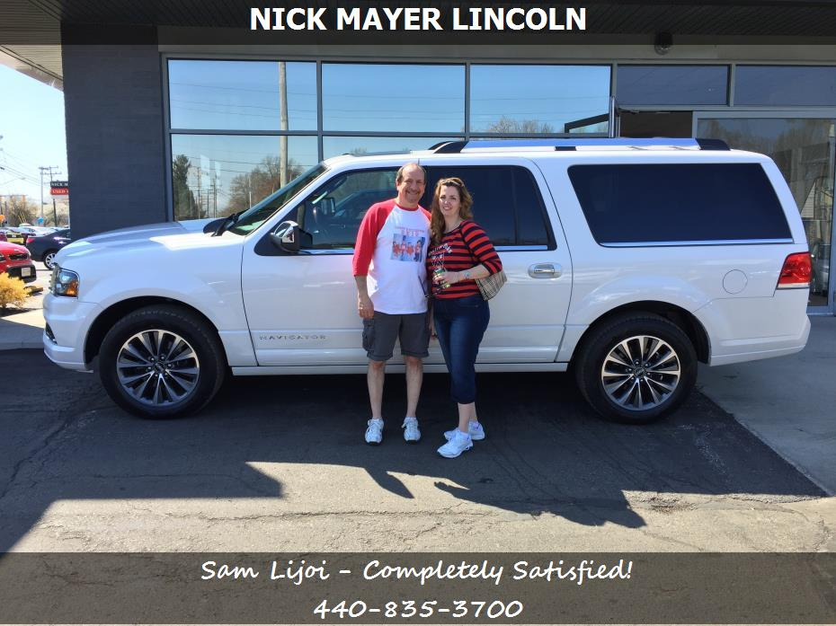 Nick Mayer Lincoln >> Dealership Ratings Westlake OH | Nick Mayer Lincoln