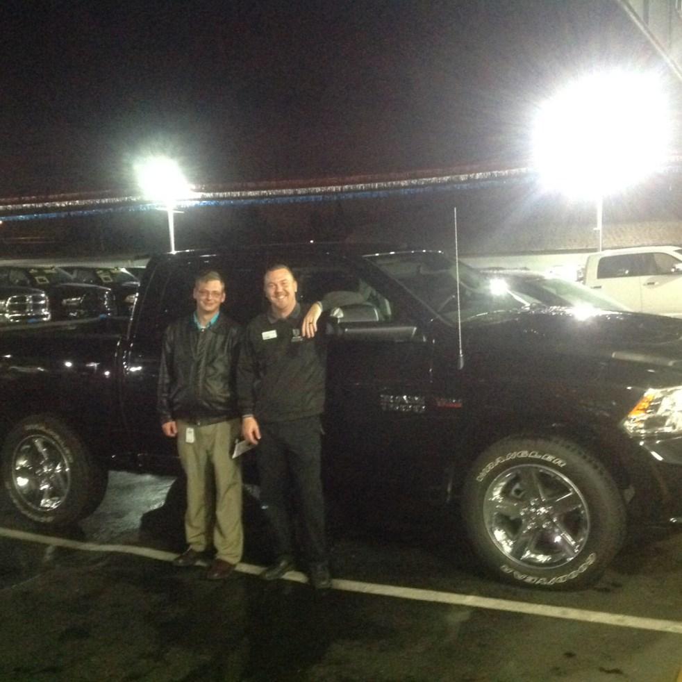 Lithia's Grants Pass Chrysler Dodge Jeep Ram Customer