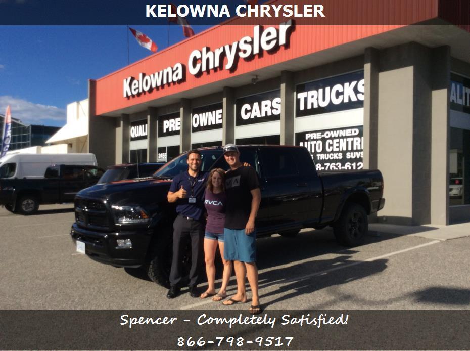 Kelowna Chrysler review photo 1