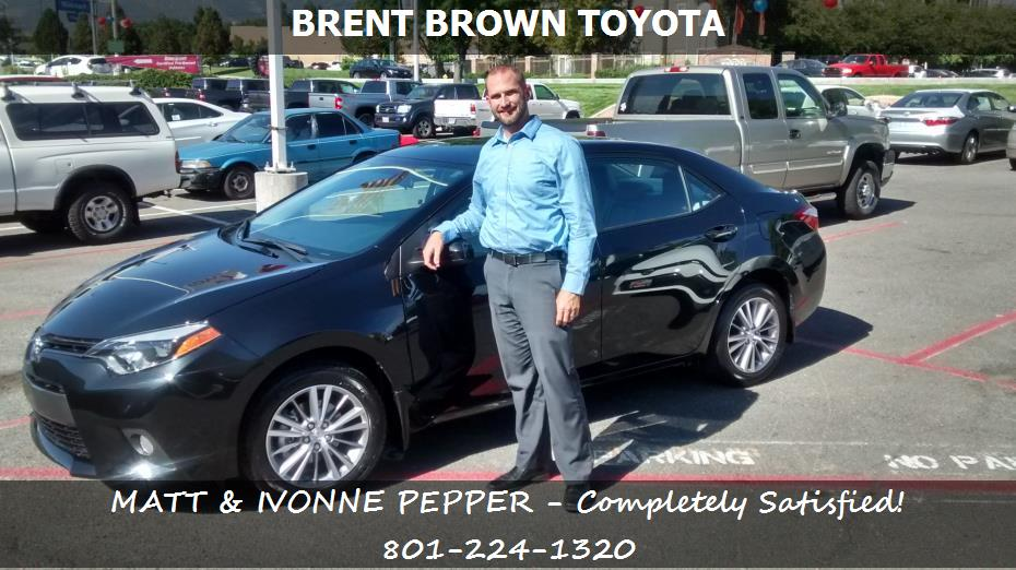 Dealership Ratings Orem Ut Brent Brown Toyota