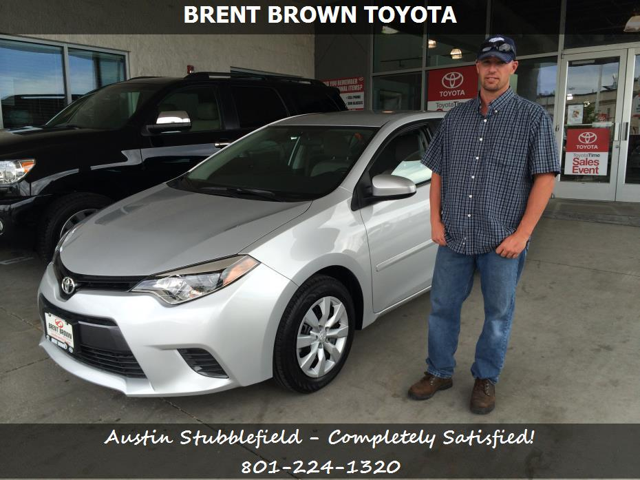 Dealership Reviews In Orem Ut Brent Brown Toyota Austin