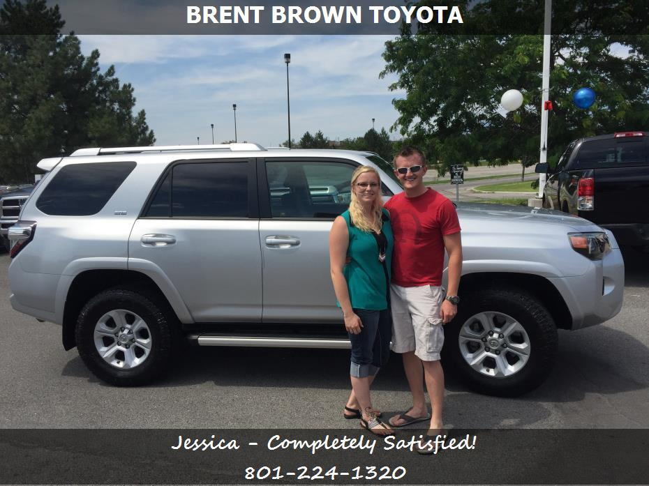 Brent Brown Toyota Customer Rating Amp Review For Jessica Of