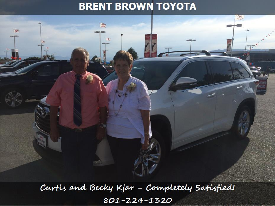 Dealership Reviews In Orem Ut Brent Brown Toyota Curtis