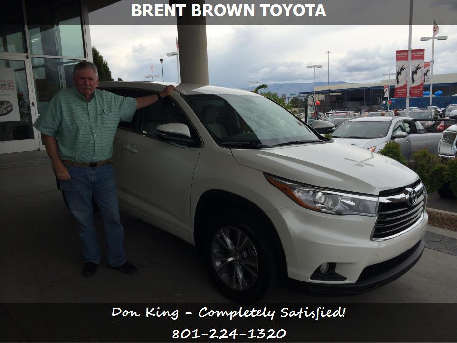 Auto Financing Orem Ut Brent Brown Toyota Credit Center
