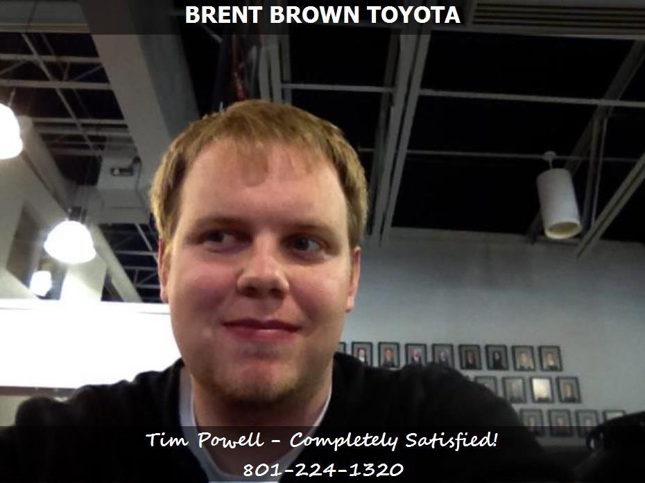 Dealership Ratings Orem Ut Brent Brown Toyota