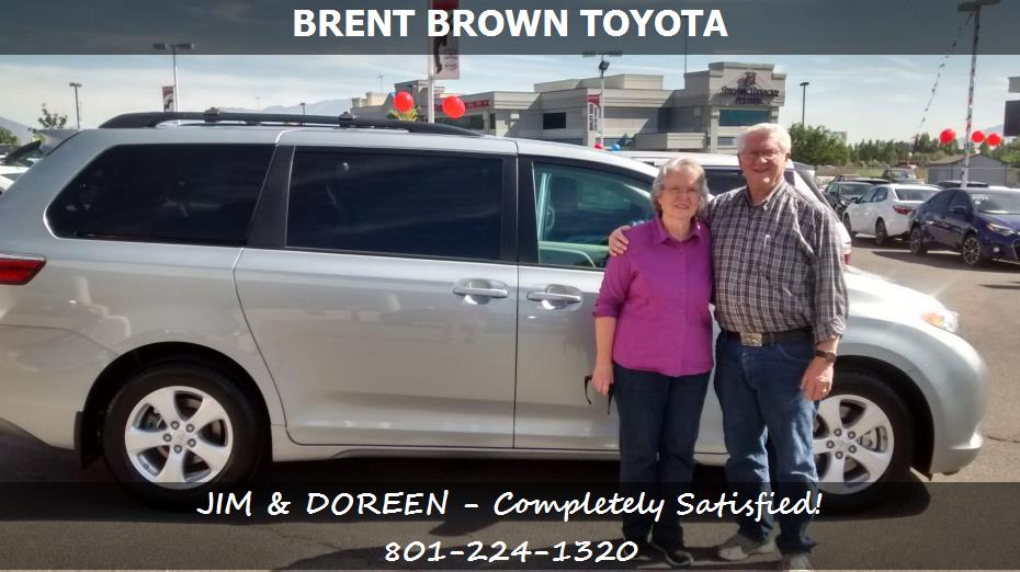 toyota service repairs parts in orem ut brent brown toyota jim doreen. Black Bedroom Furniture Sets. Home Design Ideas