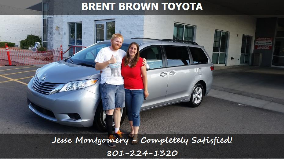toyota auto loans in orem ut brent brown toyota jesse montgomery. Black Bedroom Furniture Sets. Home Design Ideas
