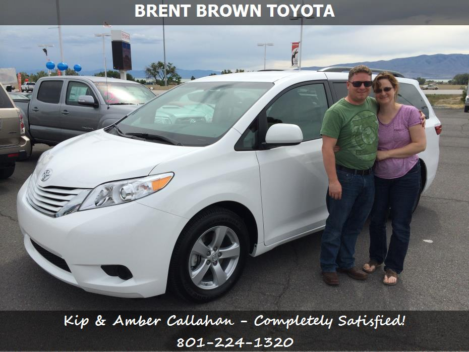 purchase a toyota sienna in orem ut brent brown toyota kip amber callahan. Black Bedroom Furniture Sets. Home Design Ideas