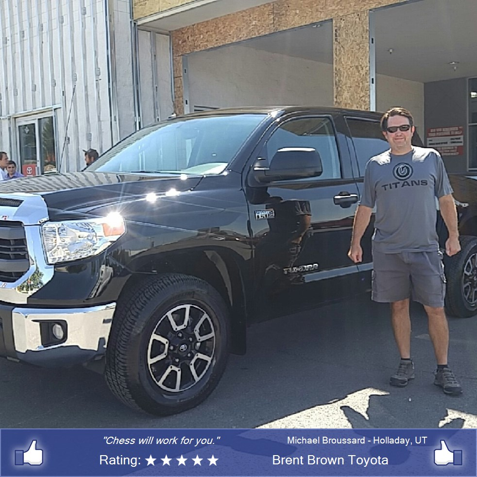 toyota auto loans in orem ut brent brown toyota michael broussard. Black Bedroom Furniture Sets. Home Design Ideas