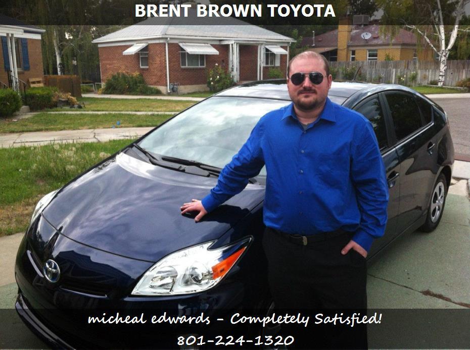 Dealership Reviews In Orem Ut Brent Brown Toyota Micheal